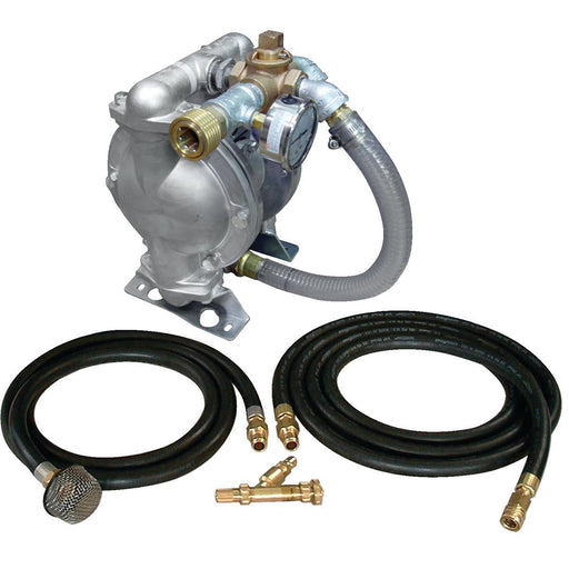 Diaphragm Liquid Ballast Pump