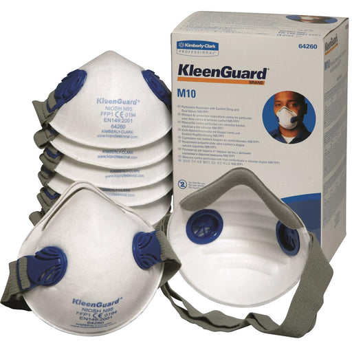 Kimberly-Clark Kleenguard® N95 Respirator, Box of 10