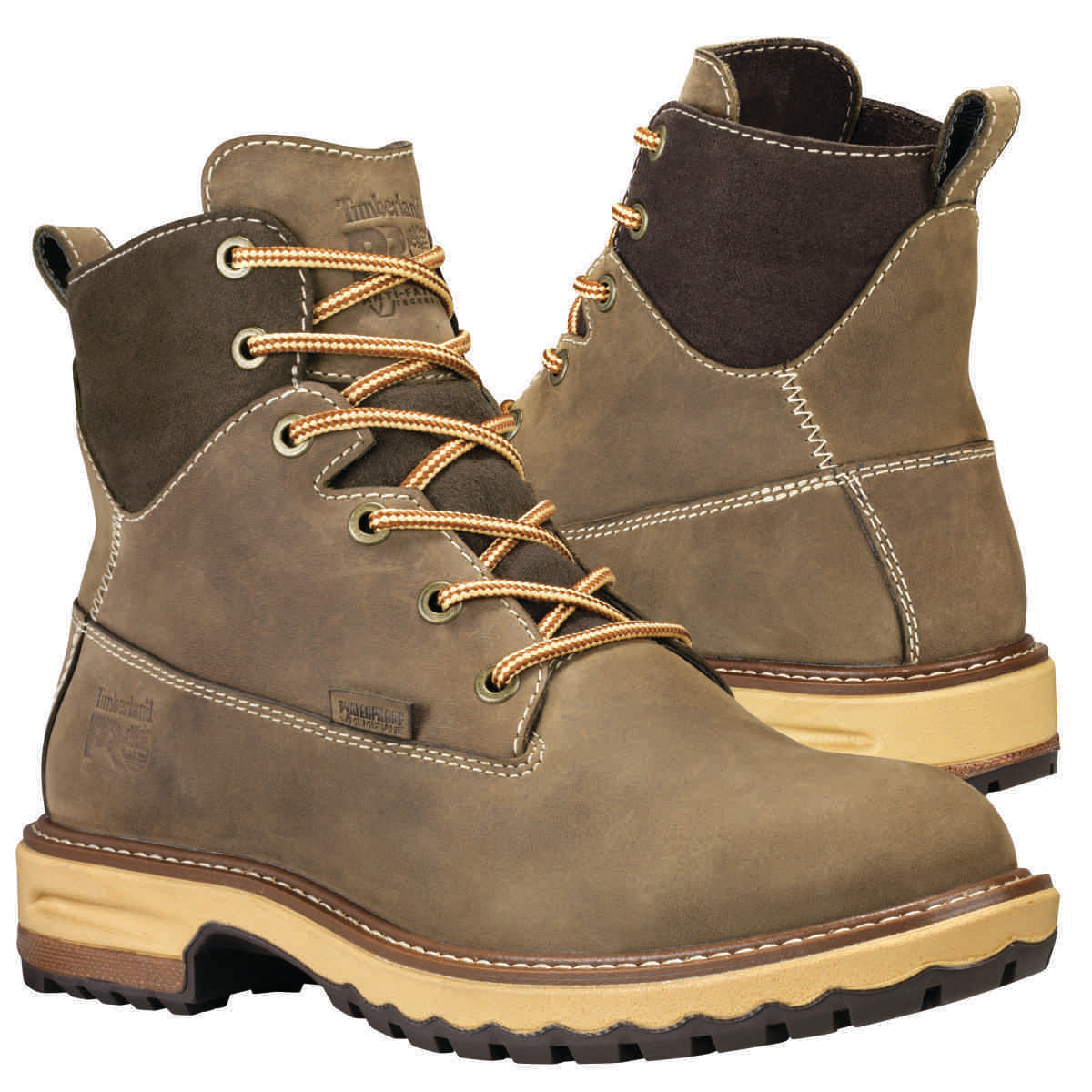 Timberland Hightower Ladies Safety Boots Size 4