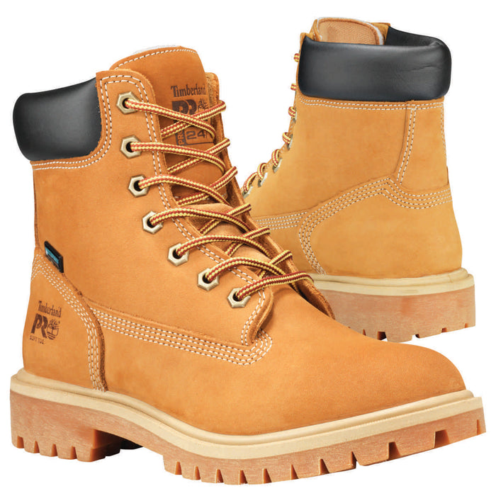 "Timberland Pro Women's Direct Attach 6"" Work Boots"
