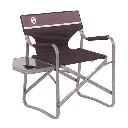 Coleman Aluminum Deck Chair