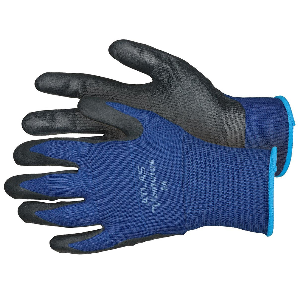 Showa Nitrile Foam Embossed Gloves