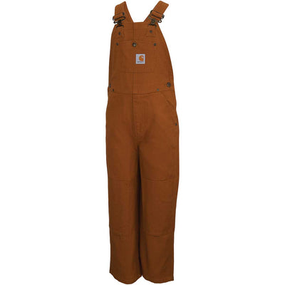 Carhartt Kid's Duck Washed Bib Overall Sizes 4-7
