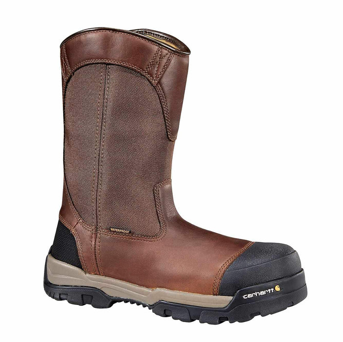 "Carhartt Ground Force 10""H Composite Toe Wellington Boot"