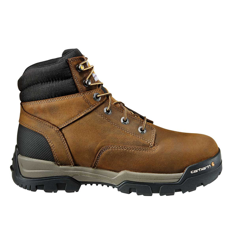 Carhartt Men's Ground Force Waterproof Composite Toe Boots