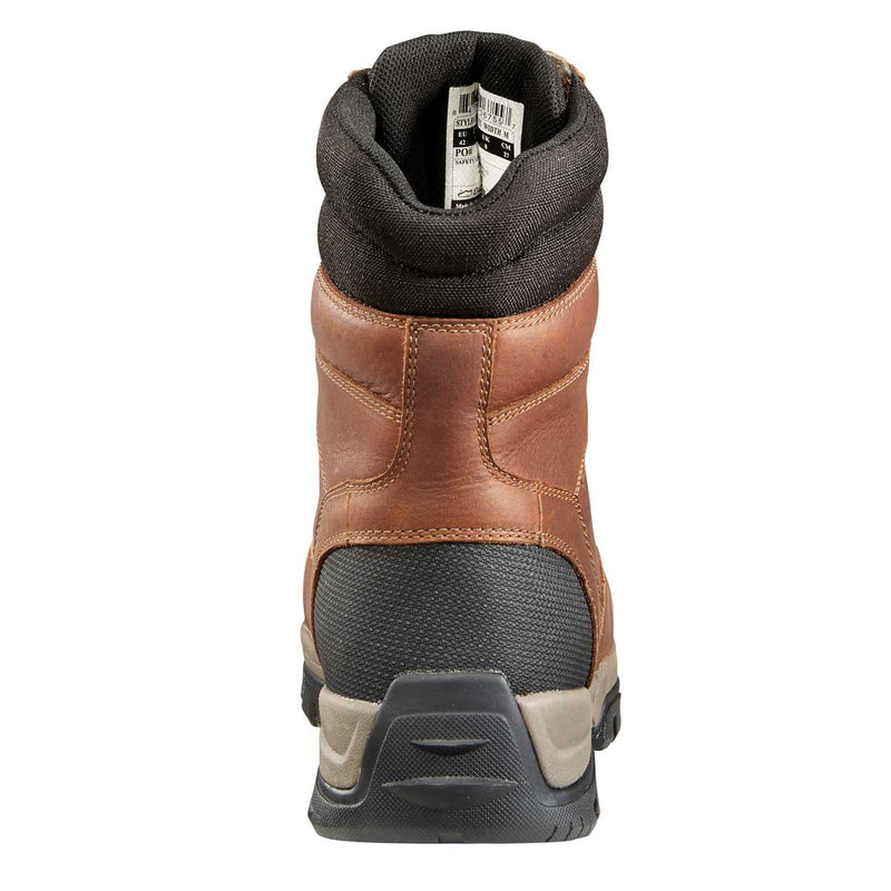 "Carhartt Ground Force 8"" Composite Toe Boot"