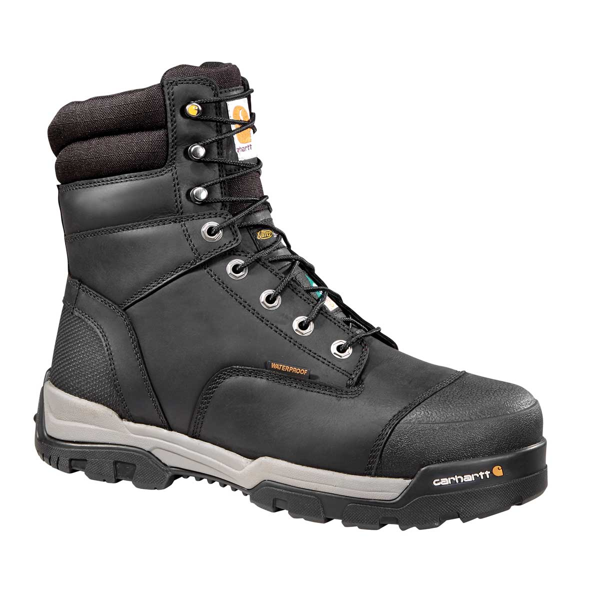 "Carhartt 8"" Rugged Flex Waterproof CSA Boot"