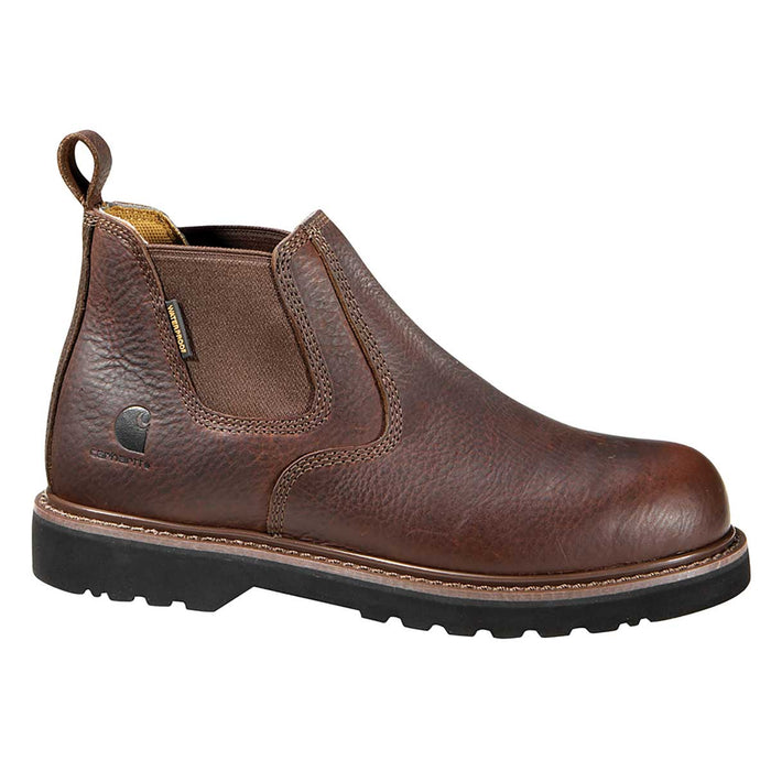 "Carhartt 4"" Slip On Plain Toe Boot"