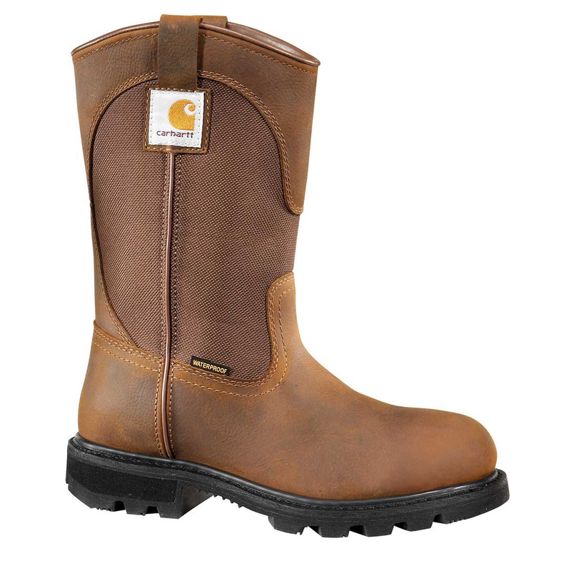 "Carhartt Women's 10"" Wellington Boot Plain Toe"