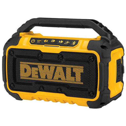 DEWALT 12V/20V MAX* Jobsite Bluetooth® Speaker