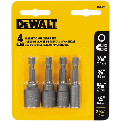 DEWALT Nut Driver Set (4-Pieces)