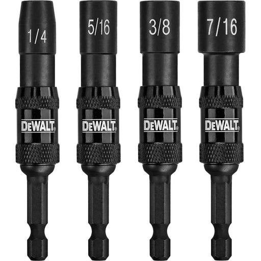 DEWALT IMPACT READY Pivoting Nut Drivers
