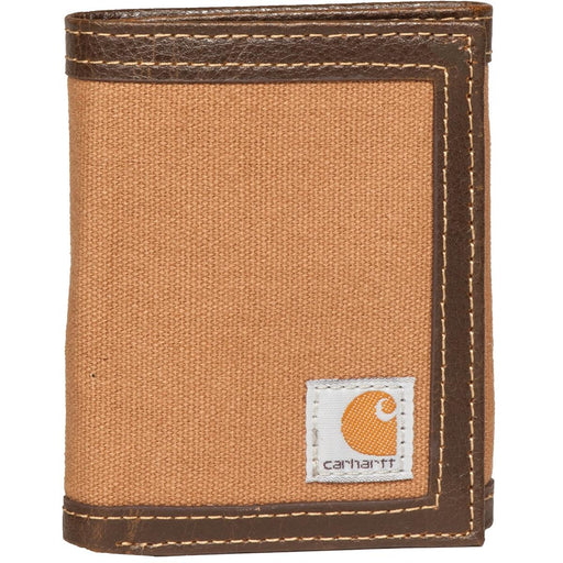 Carhartt Canvas Trifold Wallet