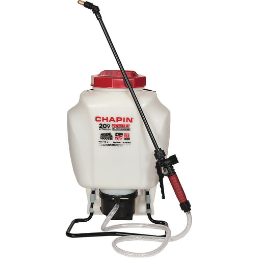 4-gal. Battery-Powered Backpack Sprayer