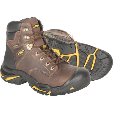 KEEN Mt. Vernon Waterproof Leather Work Boots
