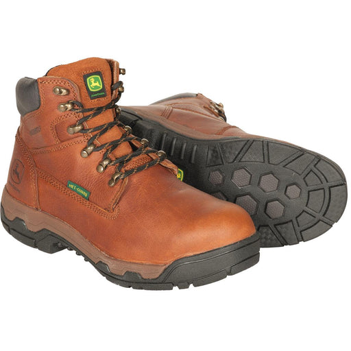 John Deere Waterproof XRD® Met-Guard Work Boots