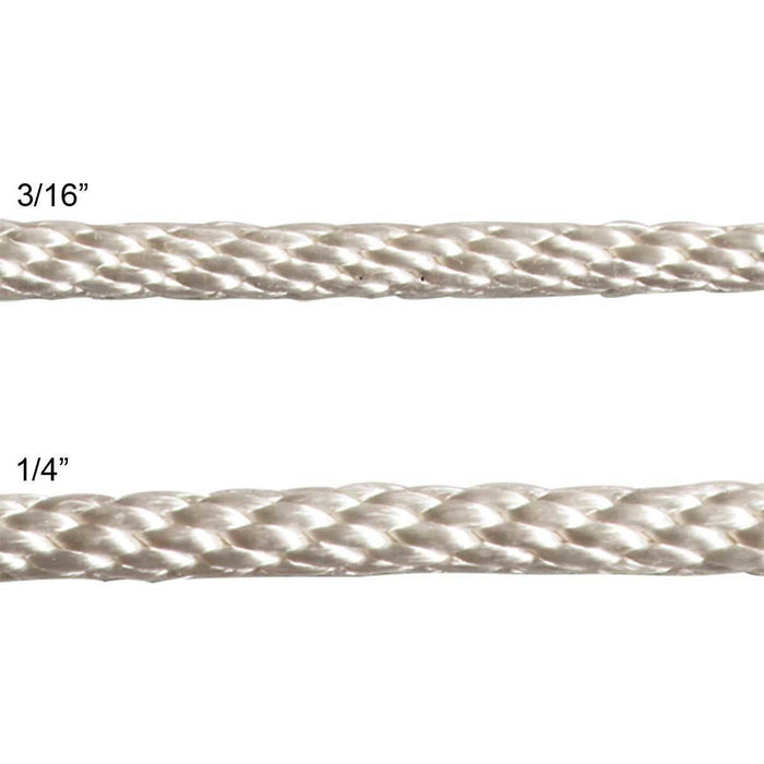ALL GEAR Bulk Braided Nylon Rope