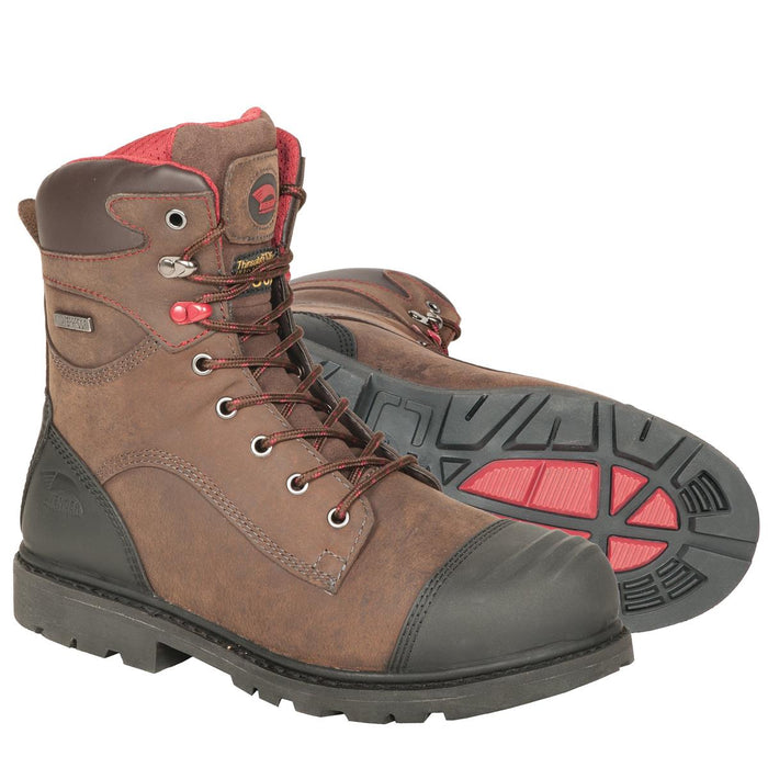 "Avenger 8""H Composite Toe Insulated Work Boots"
