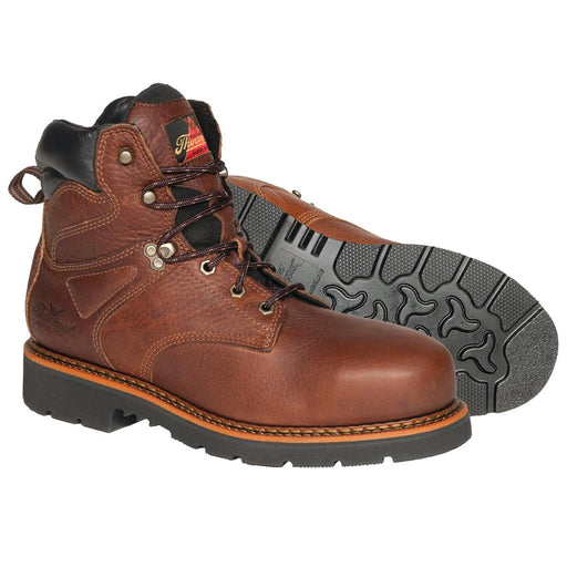 Thorogood Waterproof Steel Toe Leather Work Boots