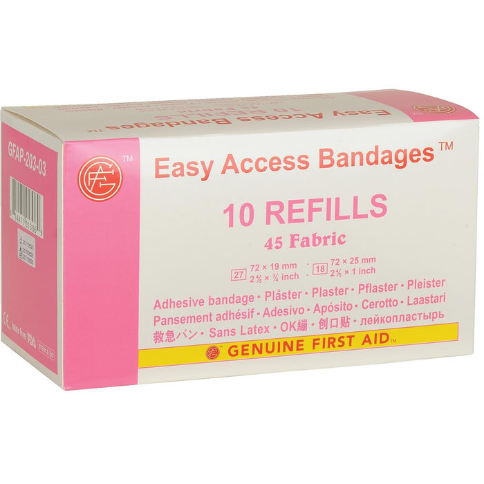 Easy Access Bandages® Adhesive Fabric Bandages
