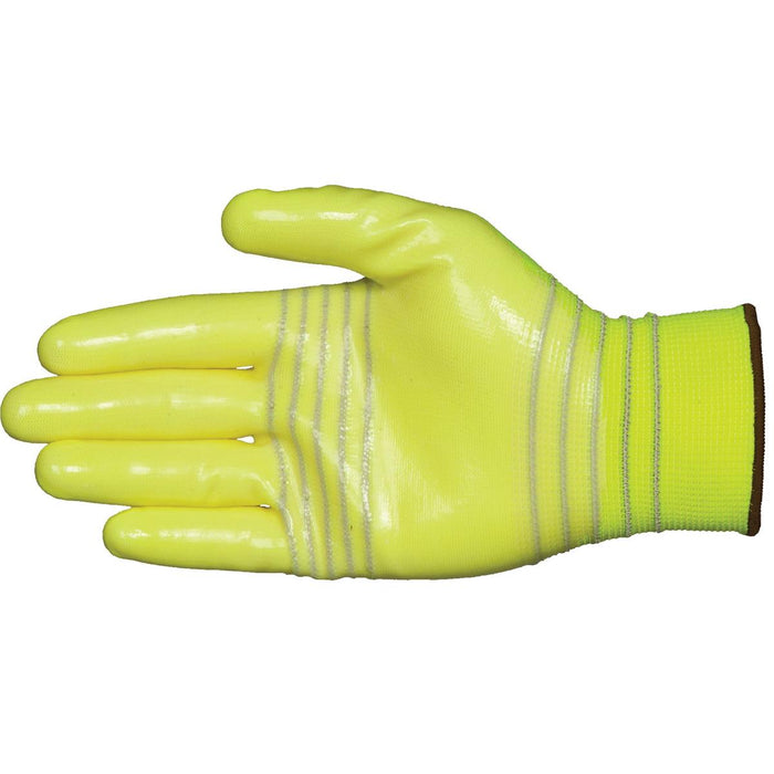 Kinco Brightly Colored Nitrile-Coated Gloves