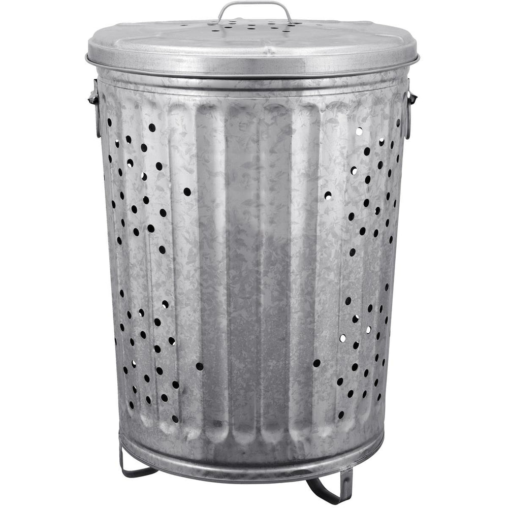 Galvanized Steel Rubbish Burner/Composter