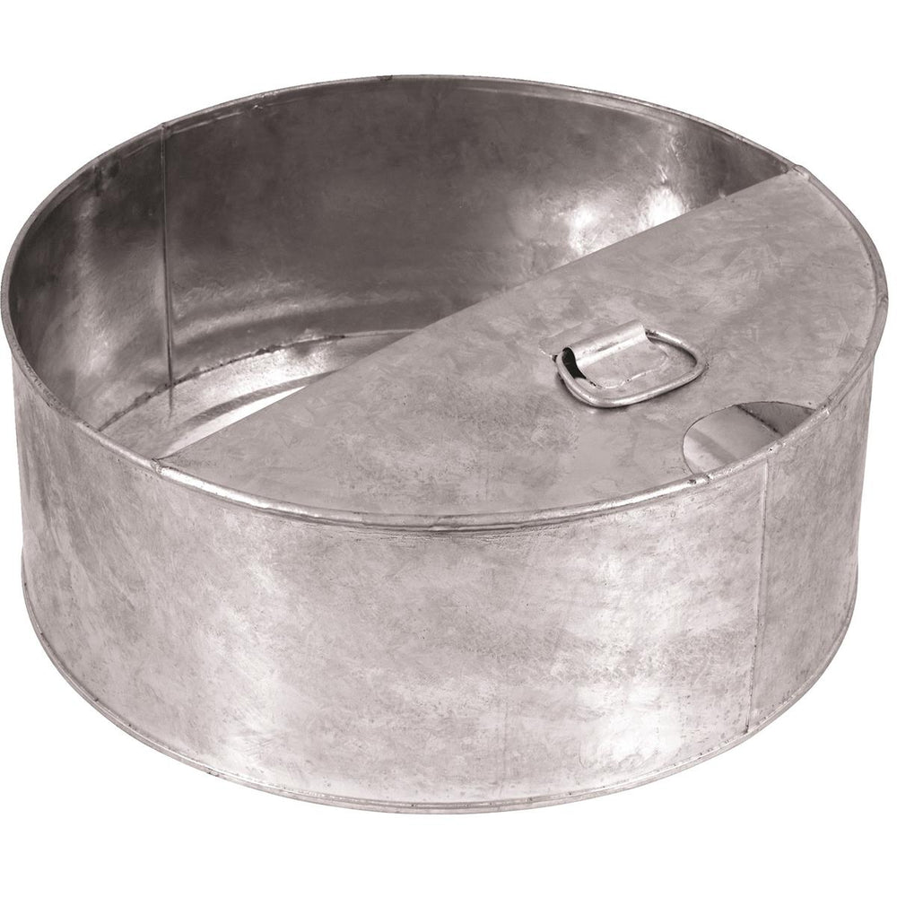 Hot Dipped Steel Drain Pan