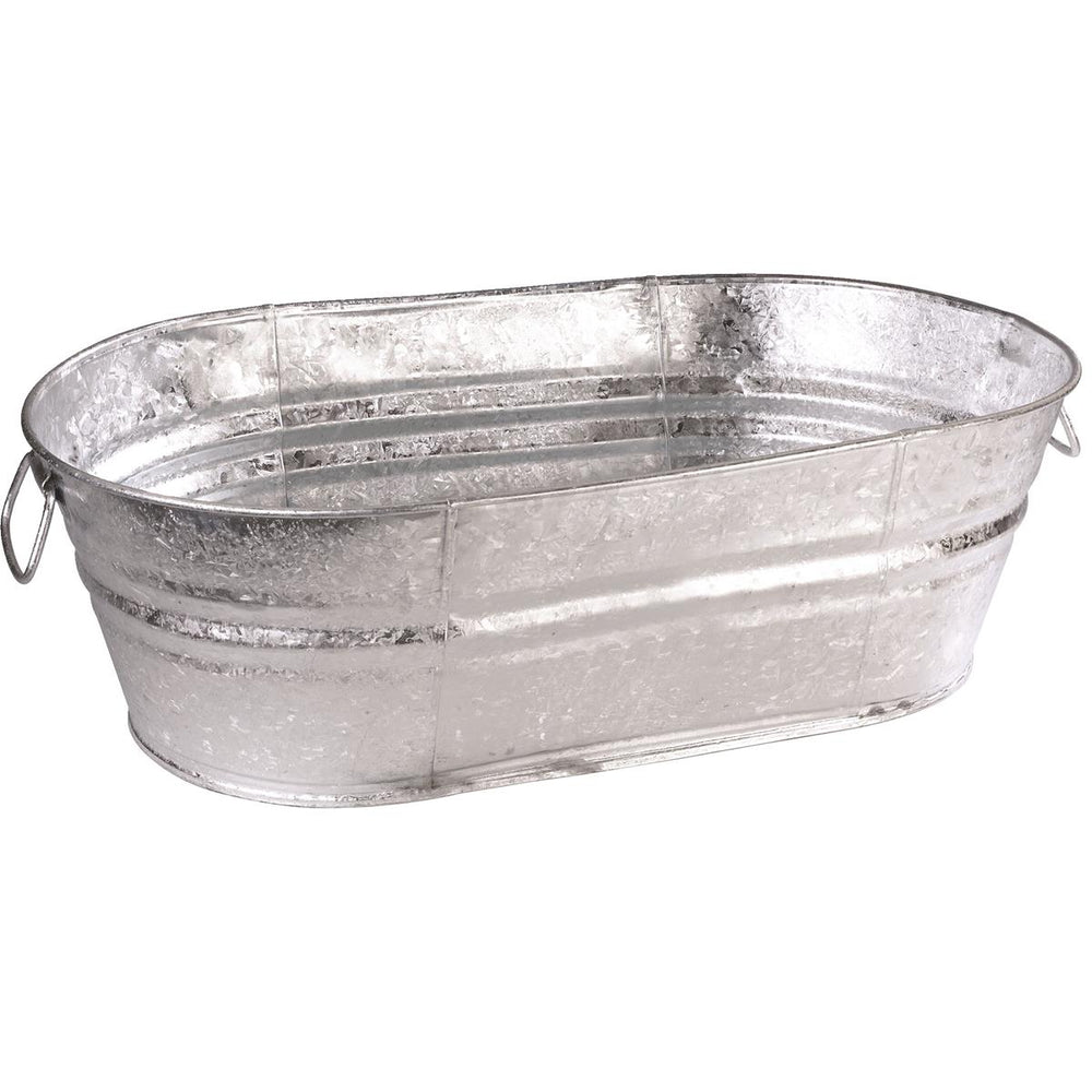 Hot-dipped Steel Tubs