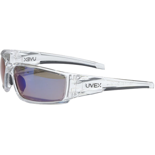 Uvex Hypershock™ Safety Glasses with Clear Frame