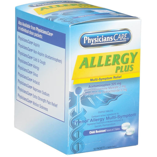 PhysiciansCare® Allergy Plus