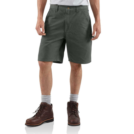 CARHARTT B25 Washed Cotton Duck Work Shorts
