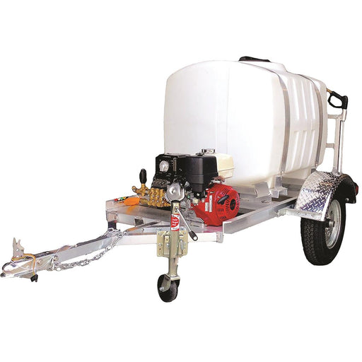 Kings 200-gal. Highway-Ready Pressure Washer