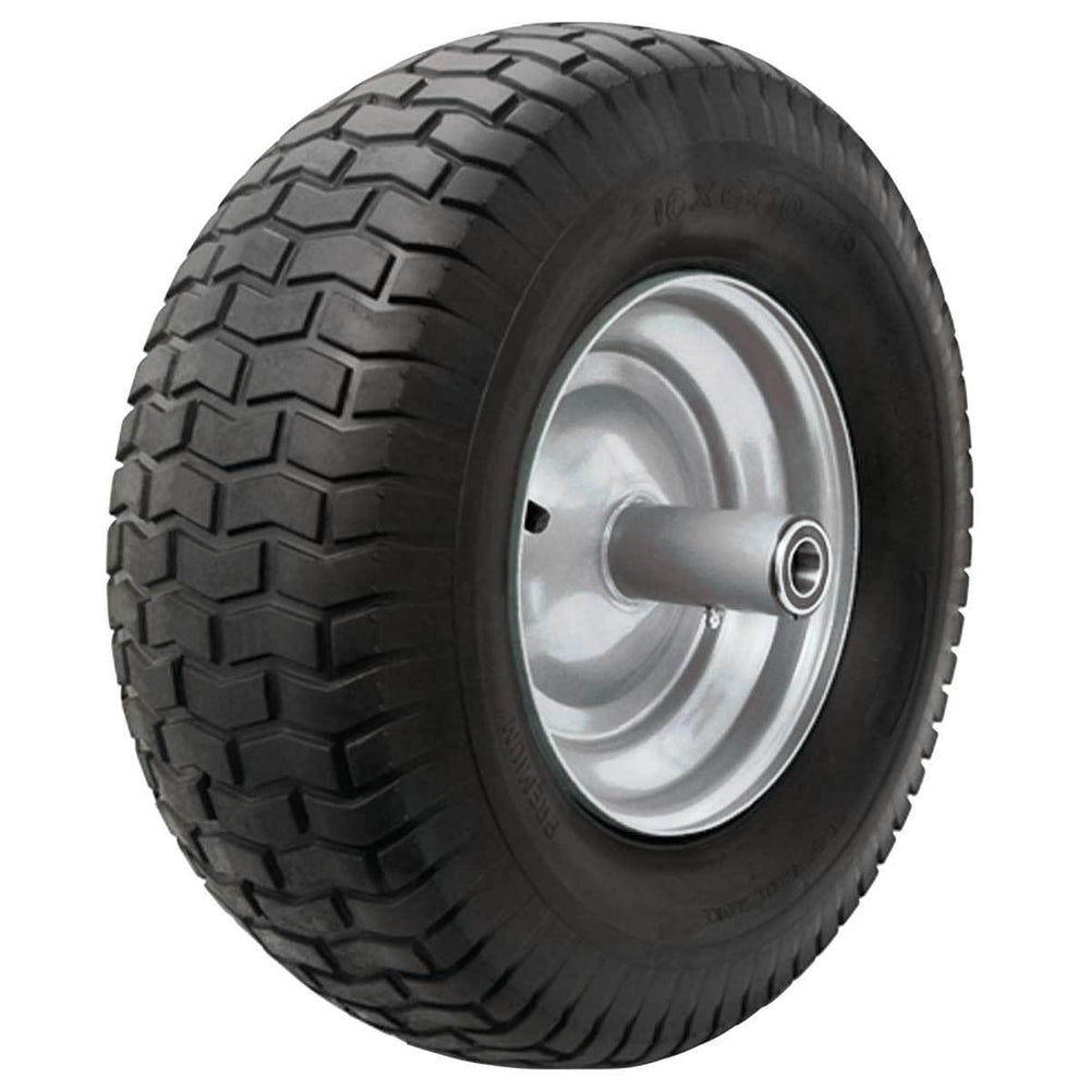 Replacement Wheelbarrow Tire and Wheel Assembly