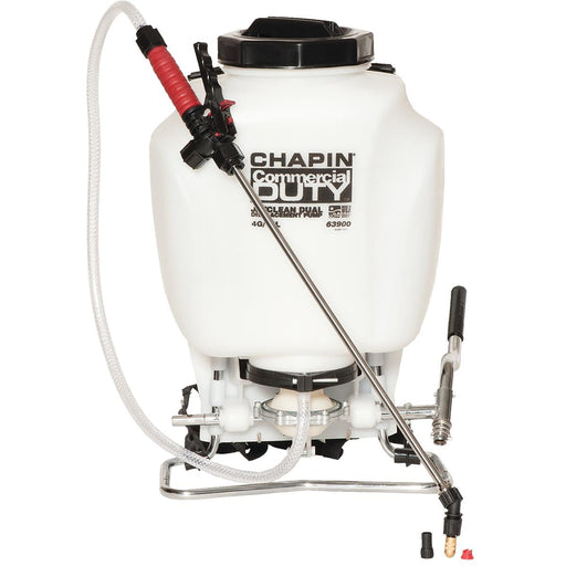 Commercial-Duty Backpack Sprayer