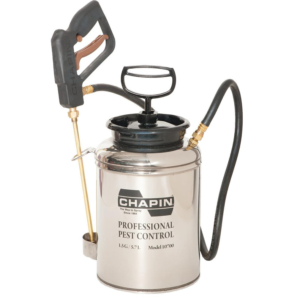 Professional Pest Control Sprayers with Poly Fan Nozzle