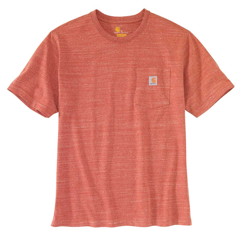 Carhartt K87 Pocket T-Shirt Limited-Time Colors - Sizes Big and Tall