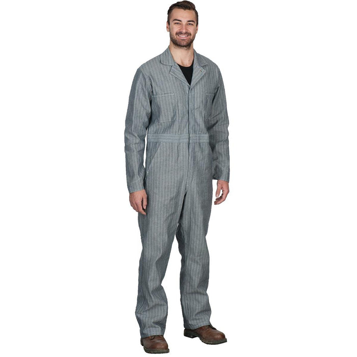 Red Kap Cotton Coveralls