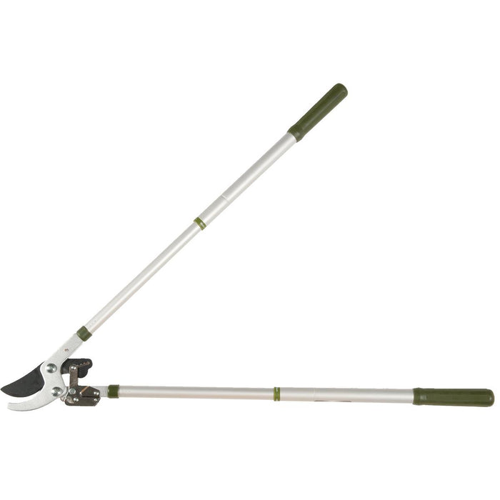Ratcheting Lopper with Telescoping Handles