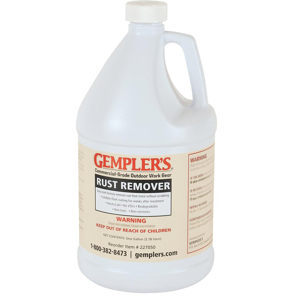 GEMPLER'S Rust Remover