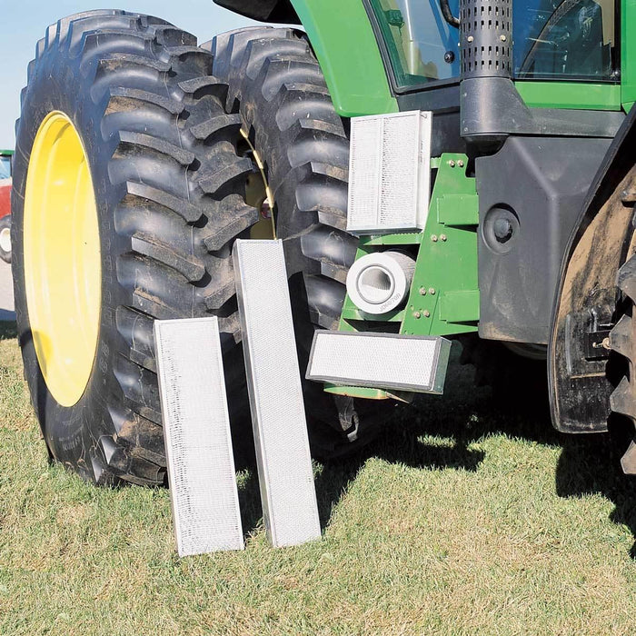 Repl. Charcoal Cab Filters: Case International and New Holland