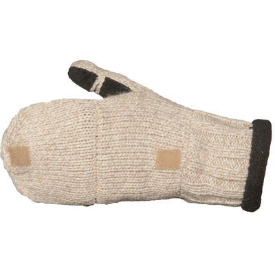Heat Factory® Heated Ragg Wool Flip-Top Gloves