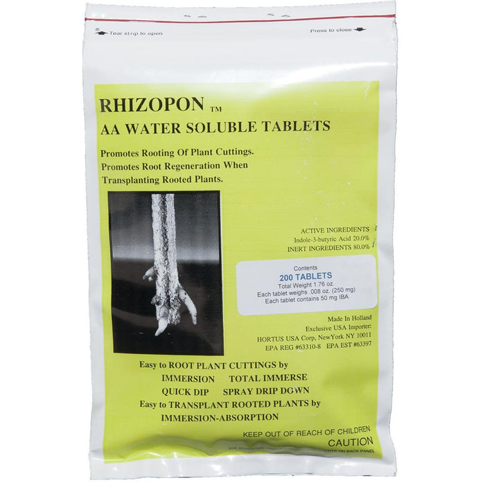 Rhizopon™ AA Rooting Hormone Tablets