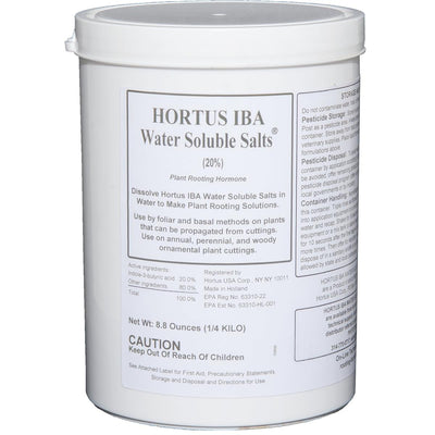 Hortus IBA Water Soluble Salts™ Rooting Hormone