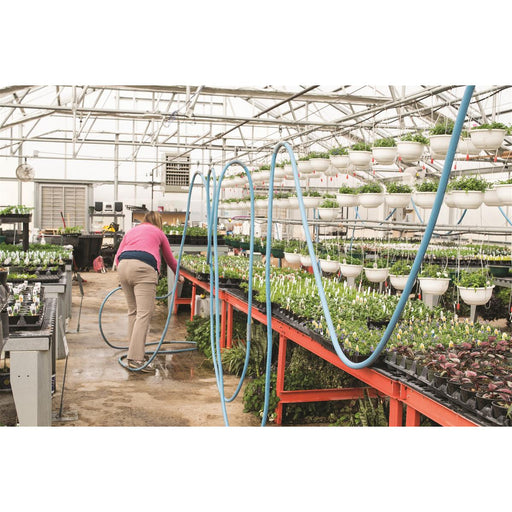 Hi-Hose Greenhouse Watering System