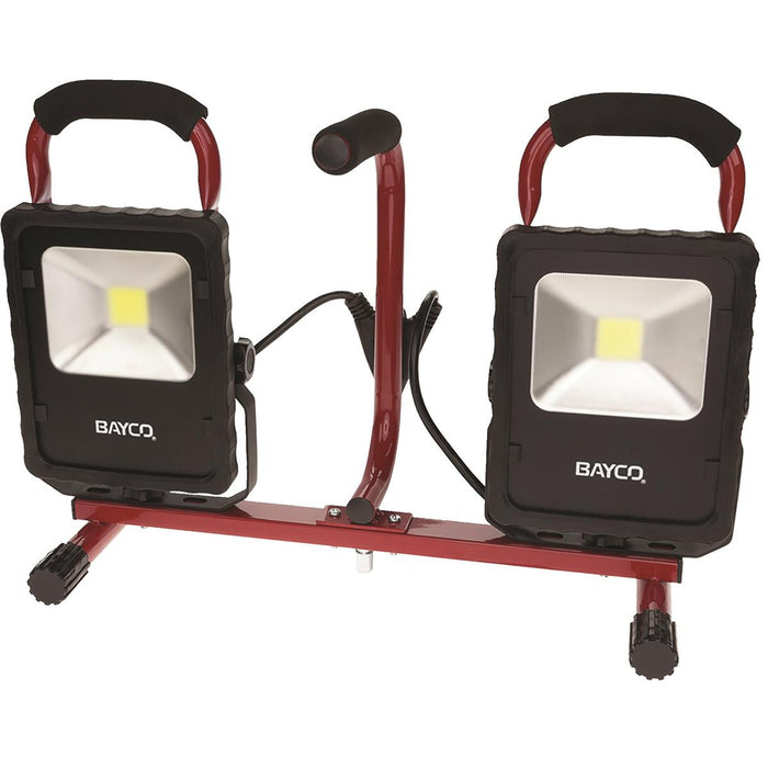 LED Work Lights with Tripod Stand