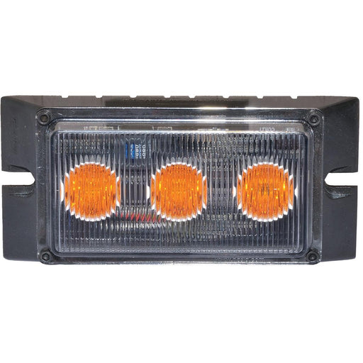 High-Power LED Low-Profile Surface-Mount Warning Lights