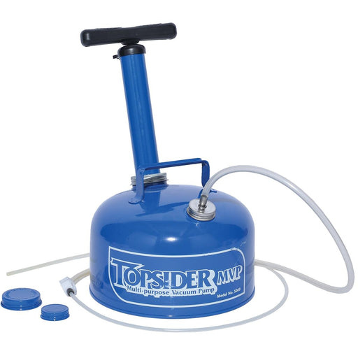Topsider™ Oil Changing System