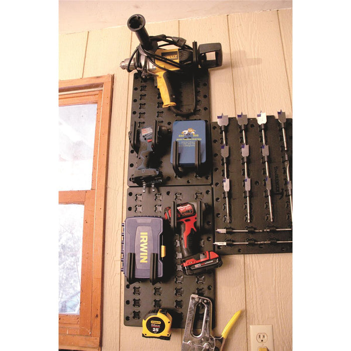 The ToolHANGER™ Tool Hanging System Add-on Hooks