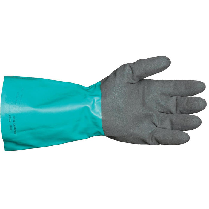 "Ansell AlphaTec® Lined 14""L Nitrile Gloves"