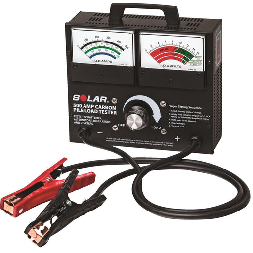 SOLAR 1874 500A Variable-Load Battery Tester